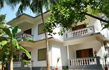 Benaulim Guest House With Pool, GHG004 Goa