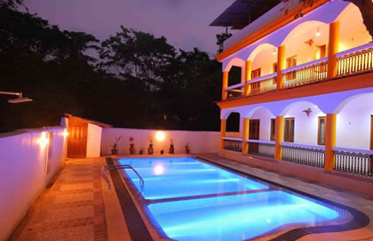 Marra Guest House With Pool, GHG006 Goa