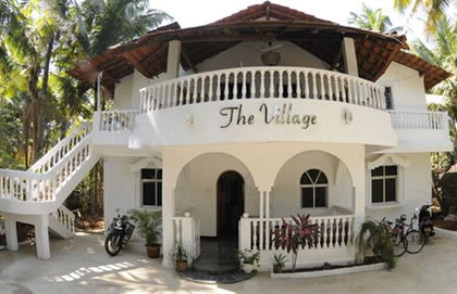Palolem Guest House With Balcony, GHG008 Goa