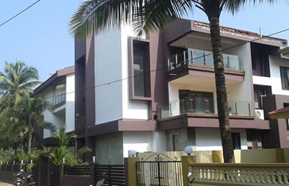 Colva 4 Bedroom Villa, HVG086 Goa
