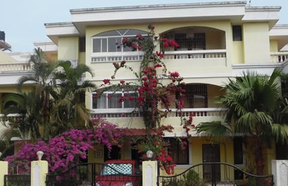 Colva 3 Bedroom Luxury Villa, HVG072 Goa